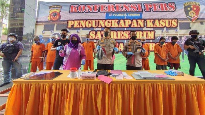 Maling Motor di Cirebon Bawa Pistol Mainan untuk Menakut-nakuti Kalau Ada yang Pergoki Saat Nyolong