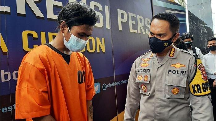 Pengakuan Anggota Geng Motor di Cirebon, Ini Alasannya Tega Aniaya Korban Menggunakan Gergaji Besar