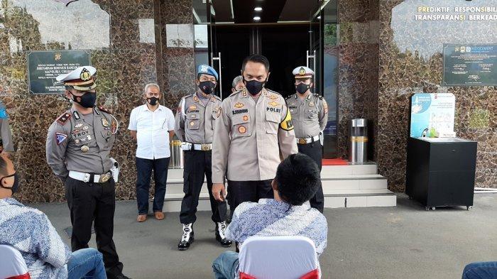 13 Penyandang Disabilitas Dapat SIM D Gratis, Kapolresta Cirebon: Harus Taat Aturan Demi Keselamatan