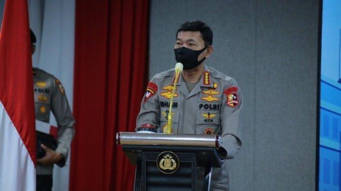 INI Daftar Nama Jenderal Pengganti Kapolri Jenderal Pol Idham Azis, Akan Ada Mutasi Besar-besaran