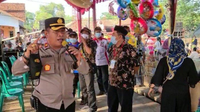 Polisi di Indramayu Iming-imingi Surprise Bagi Warga yang Mau Divaksin Covid-19, Apa Hadiahnya ya?