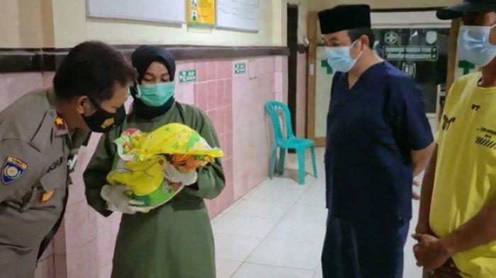 Tak Punya Uang untuk Tes Antigen, Ibu di Indramayu yang Mau Melahirkan Ini Dibantu Polisi Losarang