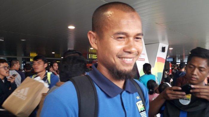 Ini Kegiatan Kapten Persib Bandung Selama Libur Kompetisi