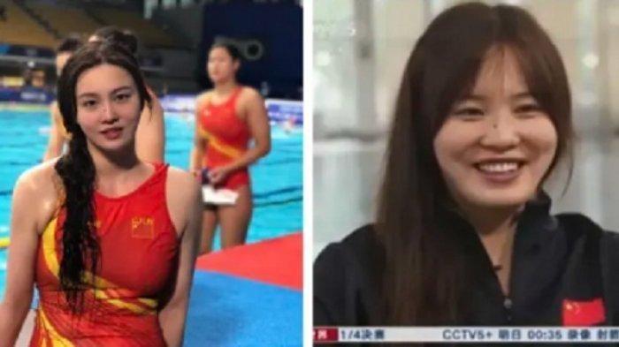 Jutaan Netizen Gagal Fokus dengan Kapten Tim Polo Air Wanita China Xiong Dunhan, Kenapa ya?