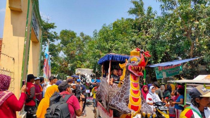 Gara-gara Pandemi Covid-19, Karnaval Pesta Hari Jadi Desa Panjalin Kidul Majalengka Tak Digelar