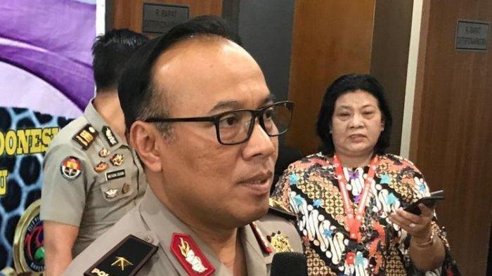 Polisi Tangkap Dua Tersangka Pengibar Bendera Bintang Kejora, Diperiksa Intensif di Mako Brimob