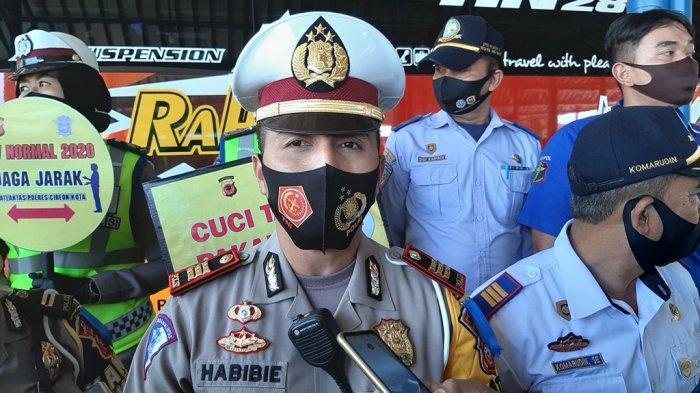 Dukung Penerapan Tilang Elektronik, Polres Cirebon Kota Bakal Pasang CCTV di Enam Lokasi