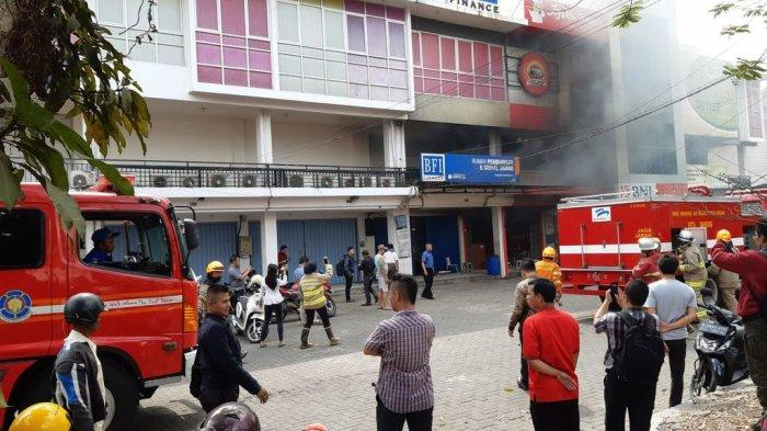 BREAKING NEWS: Restoran Jigoku Ramen Jalan Cipadung Kota Bandung Kebakaran
