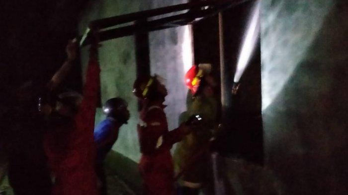 Si Jago Merah Hanguskan Rumah Warga Lohbener Indramayu, Kerugian Mencapai Rp 20 Juta