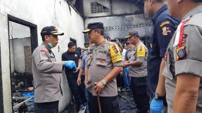 Pabrik Korek Api Terbakar, Ini Nama 30 Korban yang Tewas, Hanya Empat Pegawai yang Selamat