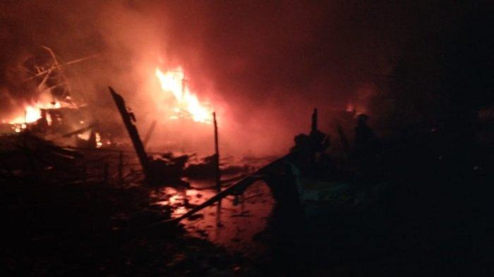 Suparman Selamat dari Insiden Terbakar KM Hentri Padahal Tadinya Mau Ikut Menantu Cari Cumi-cumi