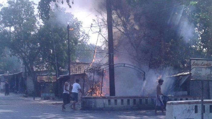Selama Oktober 2019 Ada 30 Kasus Kebakaran di Indramayu, Paling Banyak Disebabkan Faktor Ini