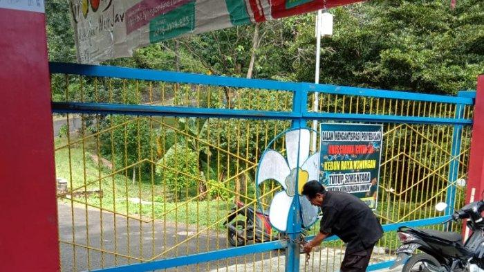 Kebun Raya Kuningan Masih Ditutup, Pengelola Tunggu Keputusan Pemerintah