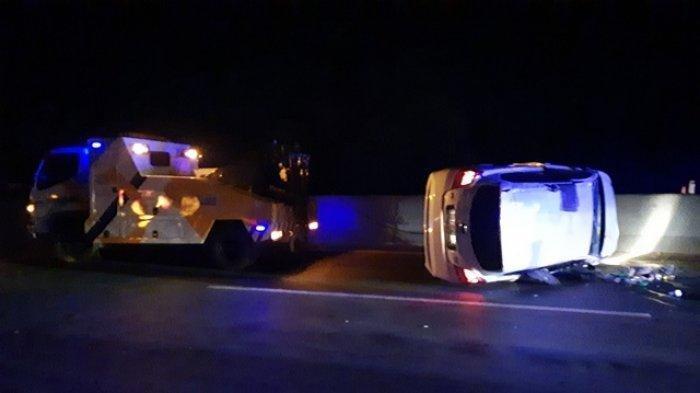 TERKINI,Kecelakaan Tol Cipularang KM 77 Tak Ada Korban MD Hanya Luka,Hingga Kesaksian Korban Selamat