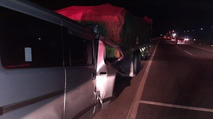 Dua Kecelakaan di Tol Cipularang Dalam Waktu 4 Hari, Tiga Orang Meninggal Dunia