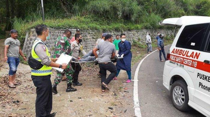 Kecelakaan Maut di Jalur Sarangan-Cemoro Sewu, Bayi 7 Bulan Jadi Korban, Tewas di Puskesmas