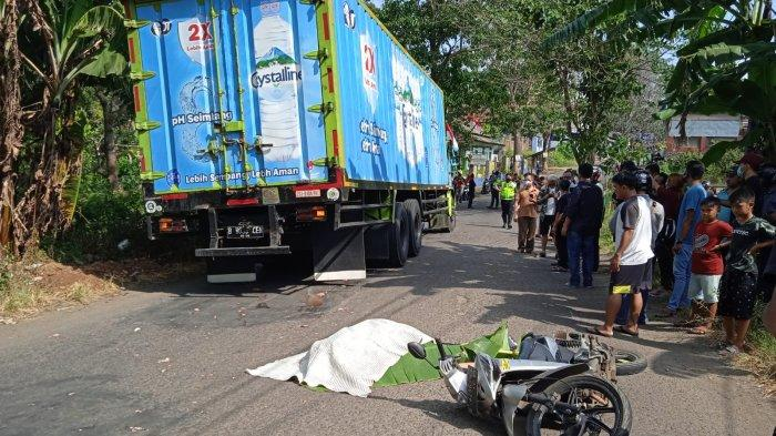 Muncul Kecelakaan Maut, Anggota DPRD Kuningan Minta Pemda Kaji dan Penataan di Jalur Kendaraan