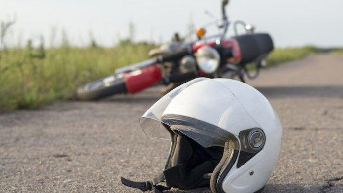 Suami Istri Tewas Saat Boncengan Motor di Pantura, Jatuh dari Motor lalu Terlindas Ban Belakang Truk