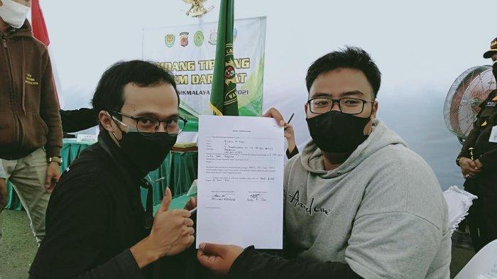 Sempat Pilih Penjara 4 Hari, Pemilik Kafe di Kota Tasik Keder, Akhirnya Pilih Denda Rp 5 Juta