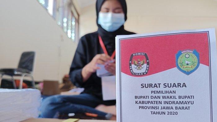 Sorlip untuk Pilkada Indramayu Dimulai, Petugas Ditargetkan Selesaikan 4 Ribu Surat Suara Sehari
