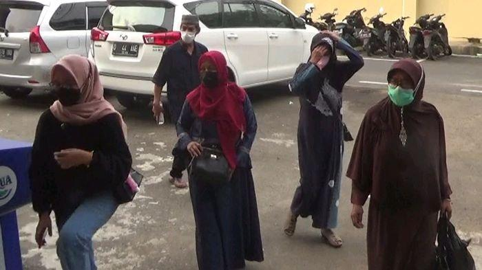 Tiga Kakak Tuti Suhartini Korban Perampasan Nyawa di Subang Datangi Polisi, Rabu Sore Tadi
