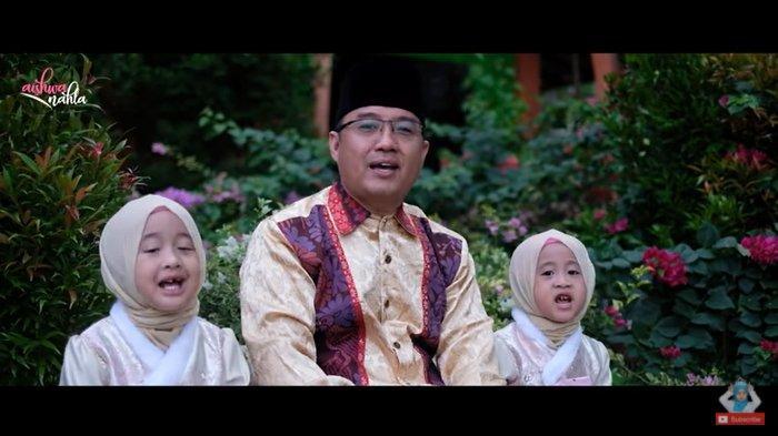 Video Lagu Allahul Kafi yang Dibawakan Keluarga Nahla Ditonton 162 Juta Kali, Ini Lirik Lengkapnya