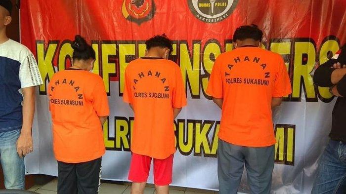 POLISI Ungkap Fakta Kasus Pembunuhan Bocah di Sukabumi, Ibu Berhubungan Badan Dulu dengan Anaknya