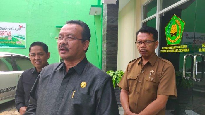 Kemenag Majalengka Kleim Sudah Ajukan Perbaikan Kelas MTs Negeri 7 Majalengka Sejak 2018 Lalu
