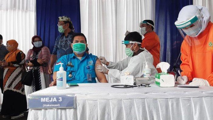 Kapolres Cirebon Kota Imron Ermawan Imbau Masyarakat Tidak Ragu Divaksin Covid-19