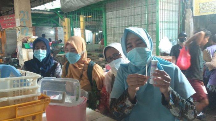 Menjelang Lebaran, DPPKP Kota Cirebon Sidak ke Pasar Tradisional dan Swalayan