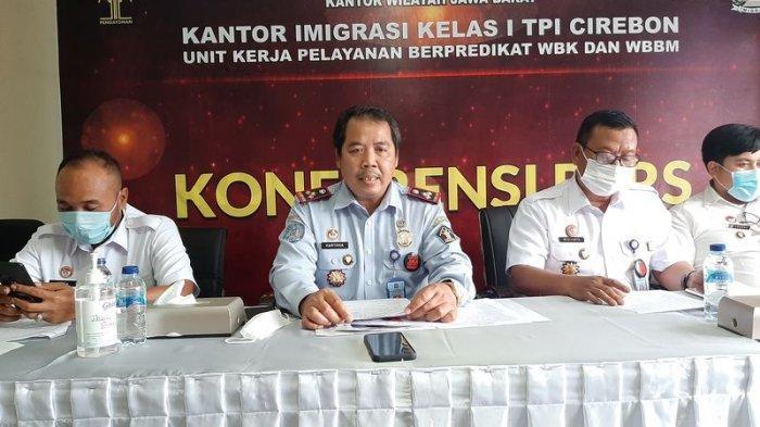 Sepanjang 2020, Kantor Imigrasi Cirebon Deportasi 2 WNA karena Melanggar Hukum