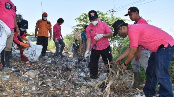 Bupati Cirebon Minta Pemerintah Desa Pakai Dana Desa untuk Kelola Sampah di Wilayahnya