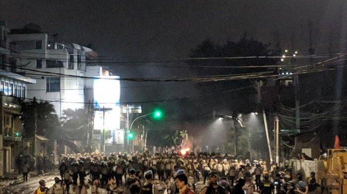 Tim Mawar yang Menculik Aktivis 98 Diduga Terlibat Dalam Kerusuhan 21-22 Mei