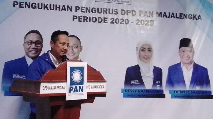 PAN Majalengka Targetkan 12 Kursi dalam Pileg 2024, Kini Punya 5 Kursi di DPRD Periode 2019-2024
