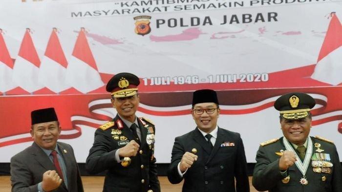 Kapolda Jabar Rudy 'Si Gajah' Sufahriadi Dicopot, Dianggap Tak Tegas Soal Protokol Kesehatan Corona
