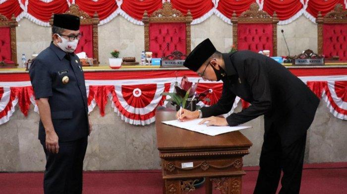 DPRD Kabupaten Cirebon Sahkan Tiga Perda