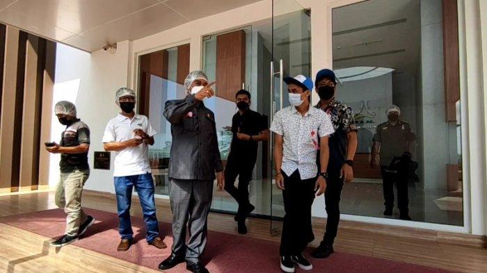 5 Karyawan Pabrik Pulpen Positif Covid-19, Ketua DPRD Kuningan Turun Tangan