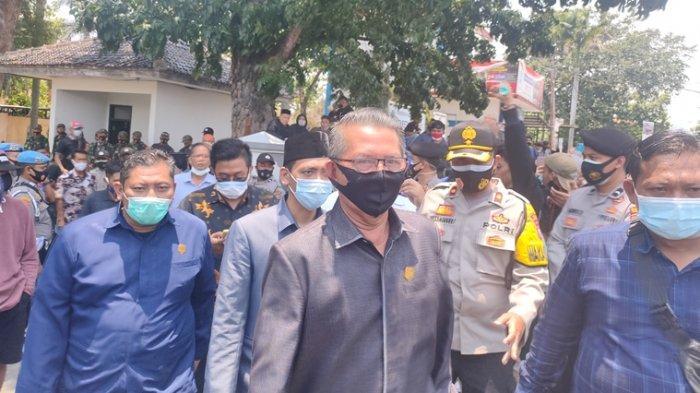 Dewan Tak Yakin Seluruh Pendemo di Gedung DPRD Majalengka Paham Soal UU Cipta Kerja
