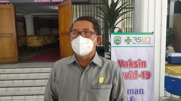 Soal Pemotongan Gaji ASN Majalengka Oleh Bupati, Begini Pandangan Ketua DPRD Edy Anas Djunaedi