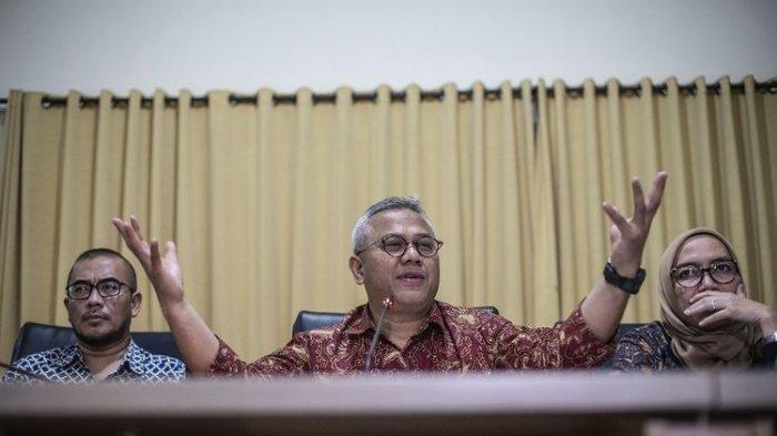 Mau ke Istana, Ketua KPU Arief Budiman Ikut Swab Test Dulu, Hasilnya Positif Terinfeksi Covid-19