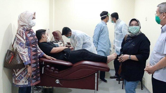 PMI Kabupaten Cirebon Catat Ada Sembilan Pendonor Plasma Darah untuk Pasien Covid-19