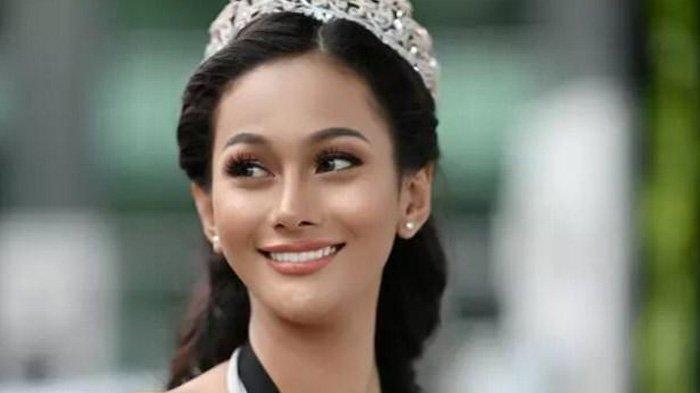 Kharisma Aura Islami, gadis cantik asal Majalengka, pemenang ajang Miss Grand Indonesia 2020, akan berangkat mengikuti Miss Grand Internasional 2020 di Venezuela.