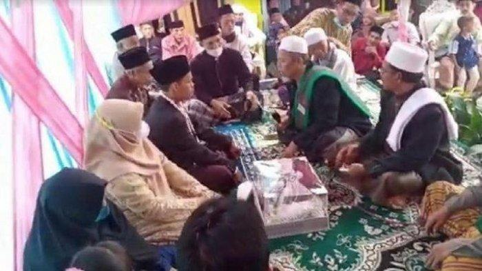 Kiai Usep Wafat Usai Ucap Kalimat Syahadat Saat akan Menuntun Ijab Kabul Pengantin, Videonya Viral