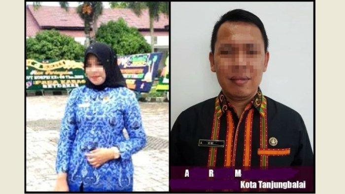 Bu Camat Jadi Pelakor, Rebut Suami Anggota DPRD Tanjungbalai, Mengaku Diseret hingga Digebuki