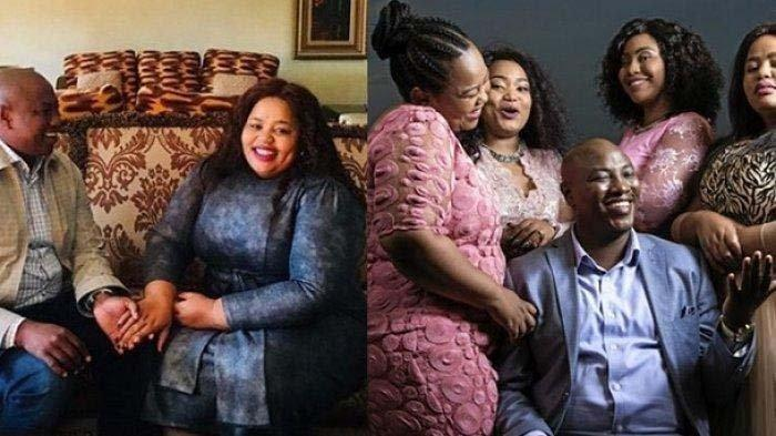 Pengusaha Real Estate Ini Tinggal Serumah dengan 4 Istri dan 10 Anak Sekaligus, Ini Kisahnya