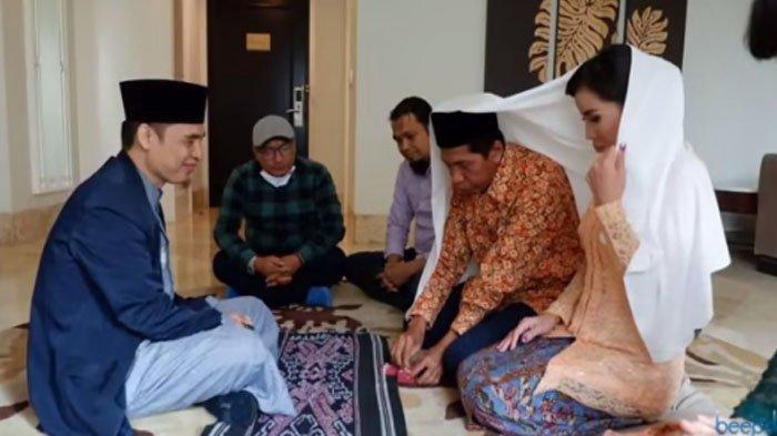 Ini Sosok Evi Belisima Istri Ketiga Kiwil Seorang Penyanyi Sekaligus Pengusaha Asal Kalimantan
