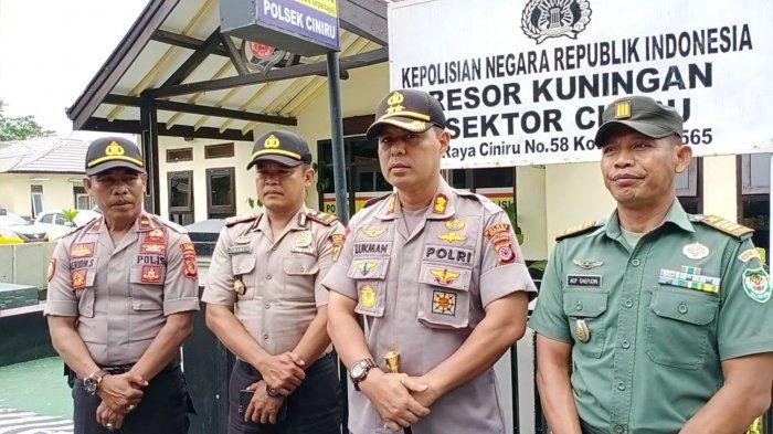 Sebelum KWP Berlaku, Polres Kuningan Masih Lakukan Operasi Sekaligus Sosialisasi KWP di Daerah