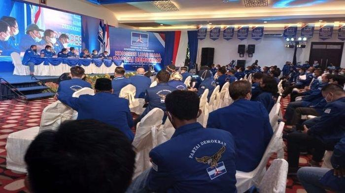 Demokrat Se-Jawa Barat Konsisten Tolak KLB, Ini kata Ketua DPC Demokrat Kuningan
