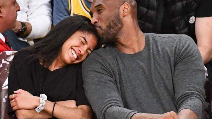 Foto-foto Kedekatan Kobe Bryant dengan Putrinya Gigi Bryant, Tadinya Gigi Akan Meneruskan Jejak Kobe