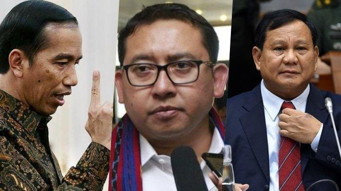 Fadli Zon Koar-koar Soal Stafsus Presiden Pemborosan,Ternyata Bosnya Prabowo Punya 33 Ajudan Pribadi